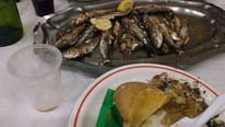 """Sardinade""- Sardine Feast"