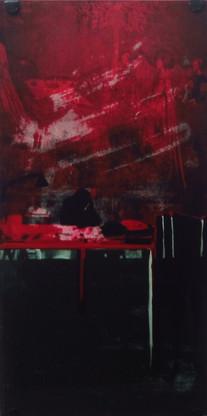 Mesa vermelha, 2014