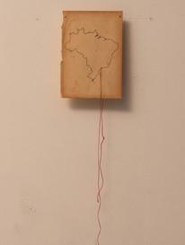 Juliana Hoffmann. Notas da Pandemia III - Mapa do Brasil, 2020