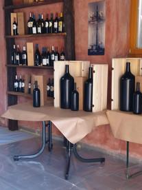ateliê na vinícola