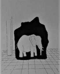 Um elefante chamado Saramago