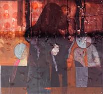 Obra de Carlos Asp, com interferência de Dirce Körbes