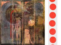 Obra de Juliana Hoffmann, com interferência de Carlos Asp