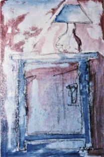 Bidê com Abajur, 1999