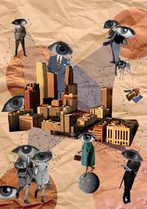 Julia Tomé. O Urbano Imaginário, 2020