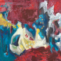 Obra de Juliana Hoffmann, com interferência de Susana Bianchini