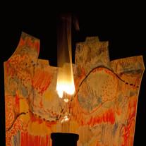 Obra de Carlos Asp, com interferência de Philippe Arruda