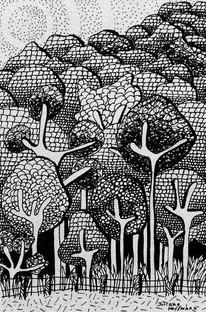Árvores, 1999