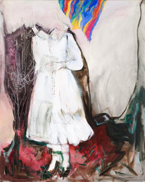 Obra de Susana Bianchini, com interferência de Carlos Asp