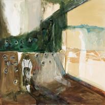 Obra de Dirce Körbes, com interferência de Susana Bianchini