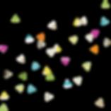 unwind-mini-triangle-scatter-graphic-ele