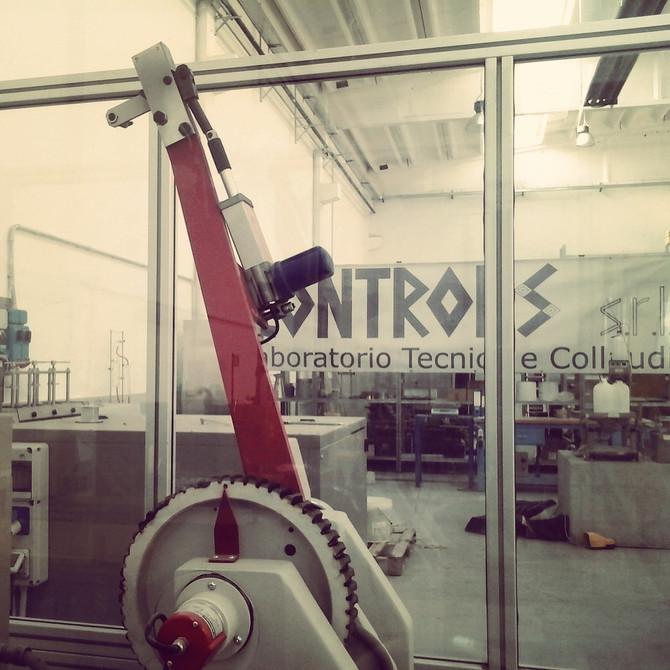 Il laboratorio Controls Srl di Cesena ospita nella nuova sede Bureau Veritas per l'audit triennale d