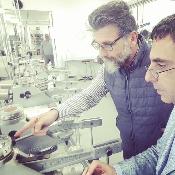 Studio delle incertezze di misura nelle prove di Laboratorio