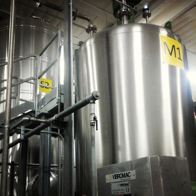 Italchimica certifica il proprio Sistema di Controllo della Produzione di Fabbrica