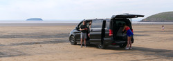 Our V Class is perfect for family UK sta