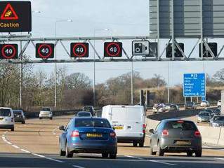 Who are our motorways 'smart' for?