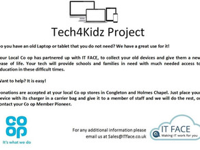 Community Tech4Kidz Project - Can you help?