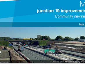M6 J19 Improvements - an update