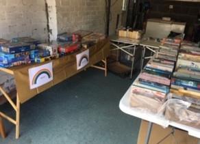 Lockdown Library Opens in Holmes Chapel