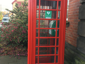 Heritage Phone Boxes