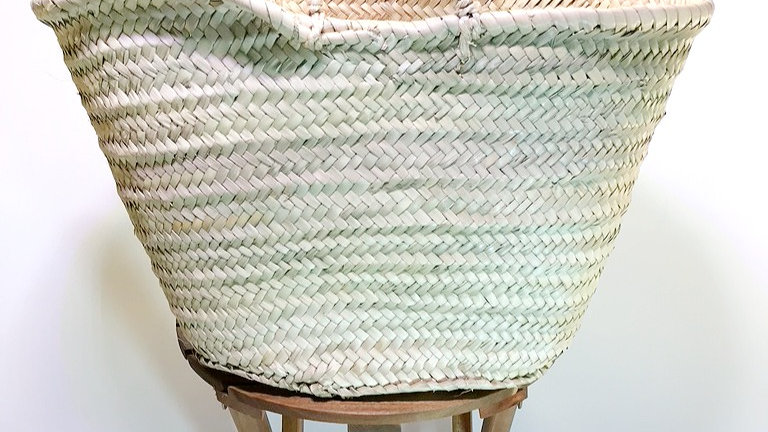 Moroccan Straw Woven Bag