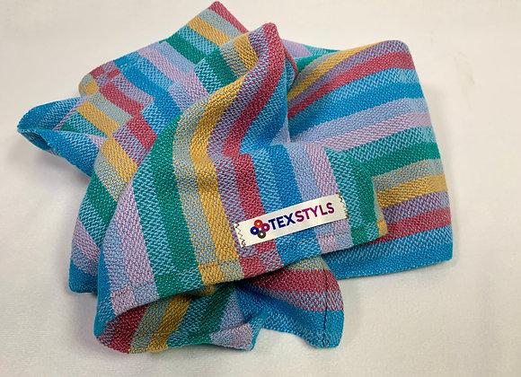 TW1064.15   Towels - Cobalt Blue(1/2)   Handwoven 100% Pre-Shrunk Cotton