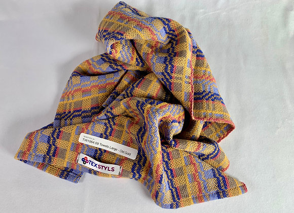 TW1064.09   Towel   Old Gold