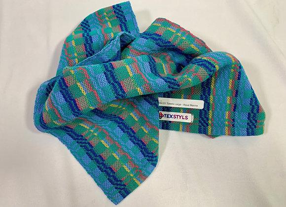 TW1064.01 | Towel | Aqua Marine