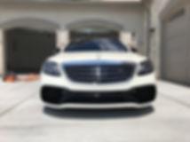 Mercedes Benz Car Wash