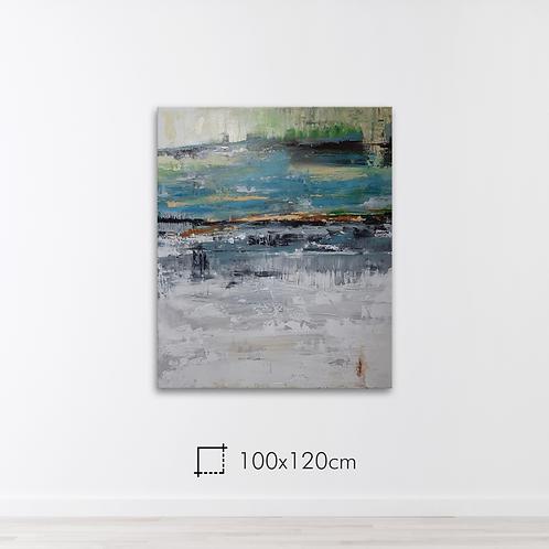 Abstrato 100x120cm