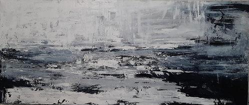Abstrato VII - 140x60cm