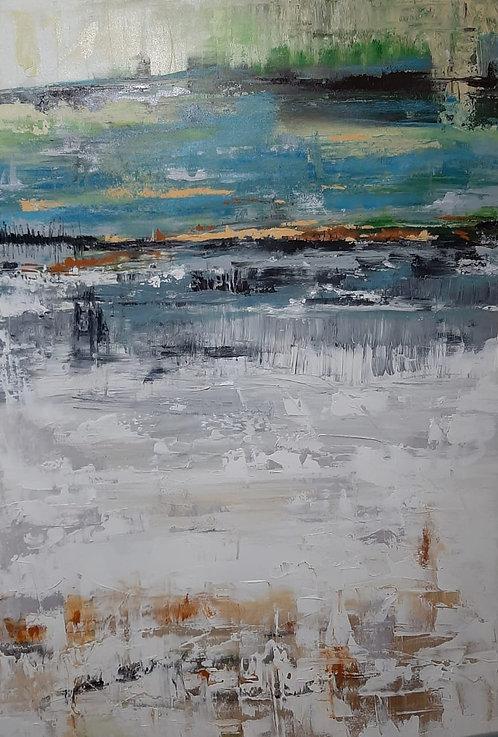 Abstrato II - 80x120cm
