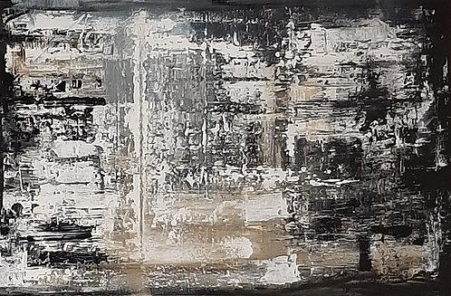Abstrato IV - 120x80cm