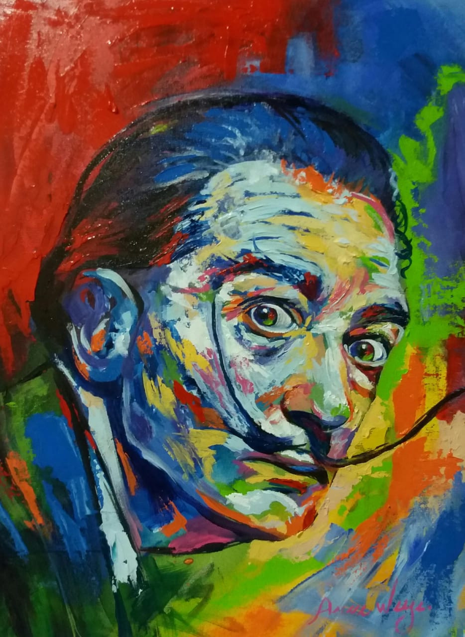 Savador Dalí