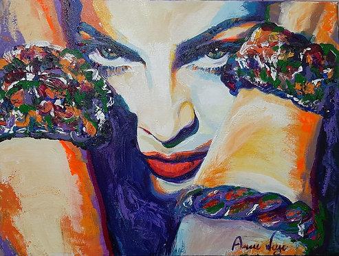 Madonna - 40x30cm
