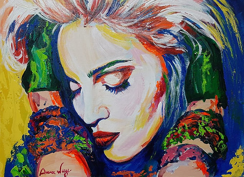 Madonna 2 - 40x30cm