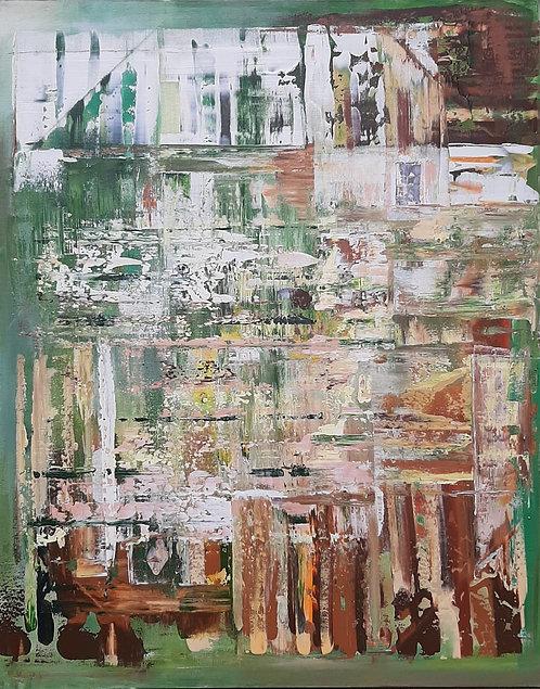 Abstrato I - 80x100cm