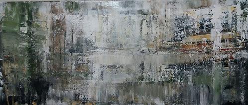 Abstrato VI - 140x60cm