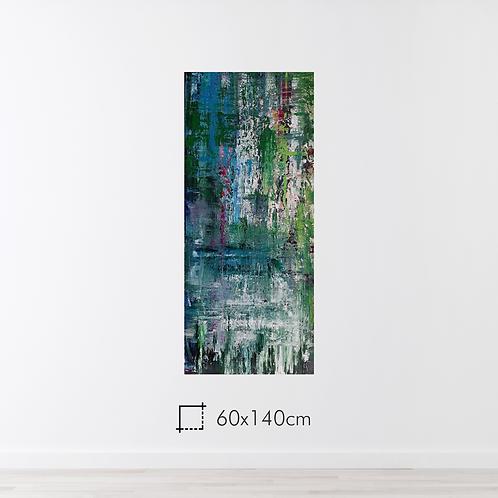 Abstrato 60x140cm