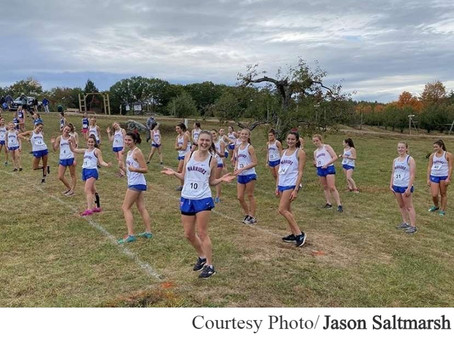Winnacunnet's Cross Country Team Tries to Stay Positive Amidst Pandemic Protocols