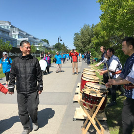 Wing Kei Walk-a-thon