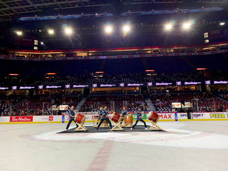 Multicultural Night at the Saddledome