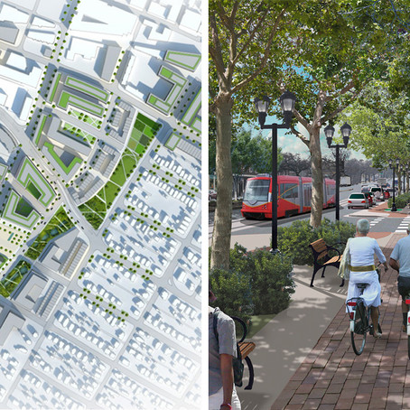 Cunningham | Quill Receives Two 2014 AIA DC Urban Design Awards