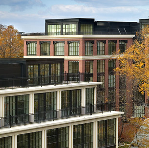THE WOOSTER & MERCER LOFTS