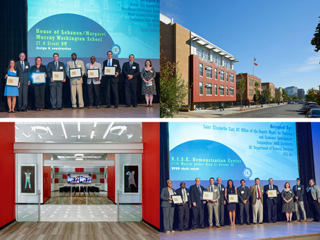 Cunningham | Quill Honored at the 2015 District of Columbia Awards for Excellence in Preservation