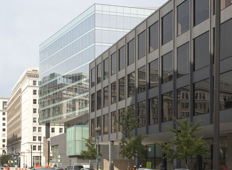 Cunningham Quill – 1100 Team Shortlisted for Renovation of the MLK Jr. Memorial Library