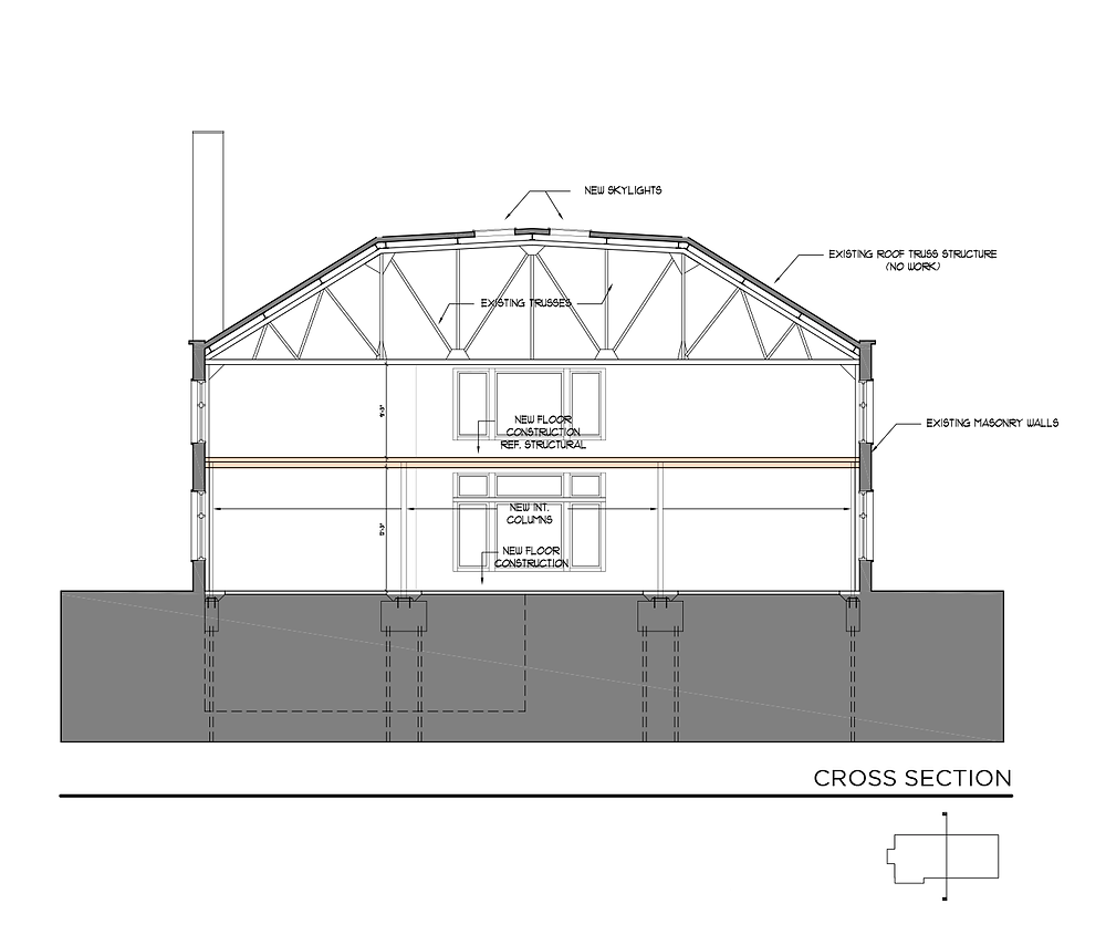 Building Cross Section