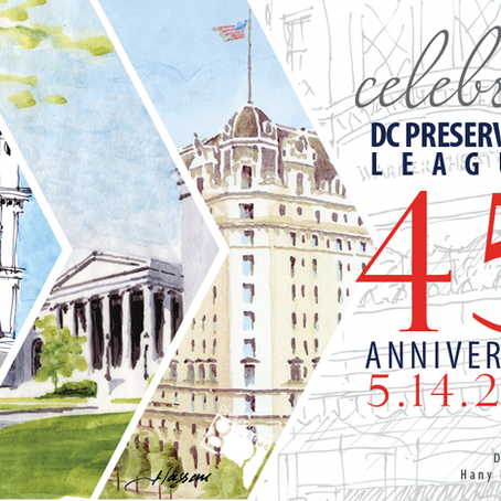 Cunningham | Quill Receives Two Awards from the DC Preservation League