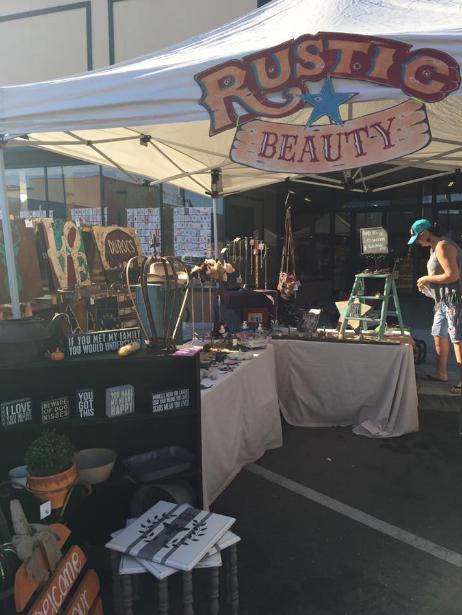 A Vintage Faire Vendor Booth Showcase