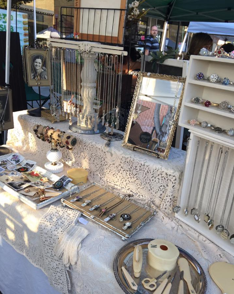 Jewelry and Vintage Keepsake Goods